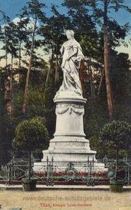 Tilsit, Königin Luise-Denkmal