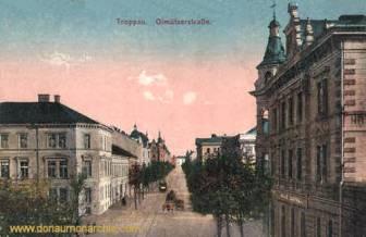 Troppau, Olmützerstraße