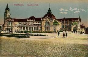 Wiesbaden, Hauptbahnhof