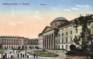 Wilhelmshöhe bei Kassel, Schloss