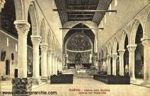 Aquileia, Inneres der Domkirche