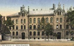 Bernburg, Mädchen-Bürgerschule