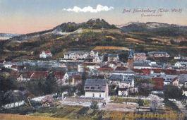 Bad Blankenburg, Thüringer Wald, Gesamtansicht