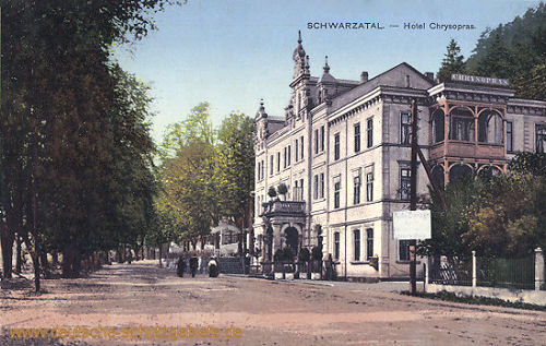 Schwarzatal, Hotel Chrysopras