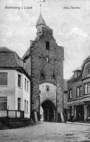 Blomberg, Altes Stadttor