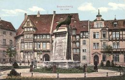 Braunschweig, Der Löwe