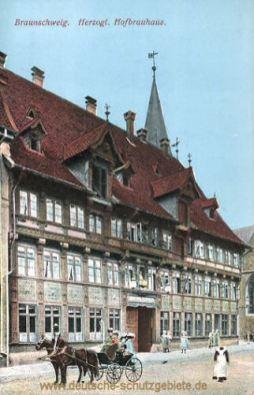 Braunschweig, Herzogliches Hofbräuhaus