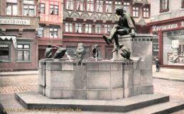 Braunschweig, Till Eulenspiegel-Brunnen