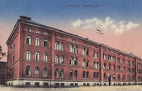 Bremen, Kaserne III