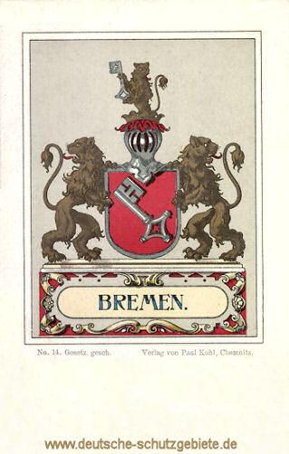 Bremen, Stadtwappen