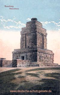 Bromberg, Bismarckturm