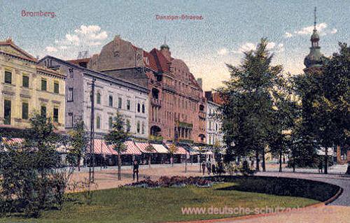 Bromberg, Danziger Straße