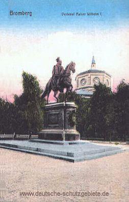 Bromberg, Denkmal Kaiser Wilhelm I.