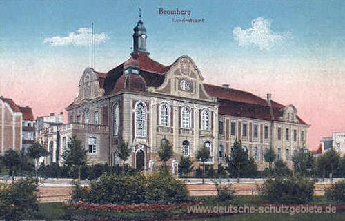 Bromberg, Landratsamt