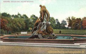 Coburg, Herzog Carl Eduard-Brunnen