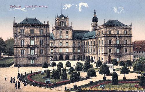 Coburg, Schloss Ehrenburg