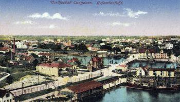Cuxhaven, Gesamtansicht