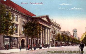 Dessau, Kavalierstraße