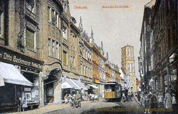 Dessau, Askanische-Straße