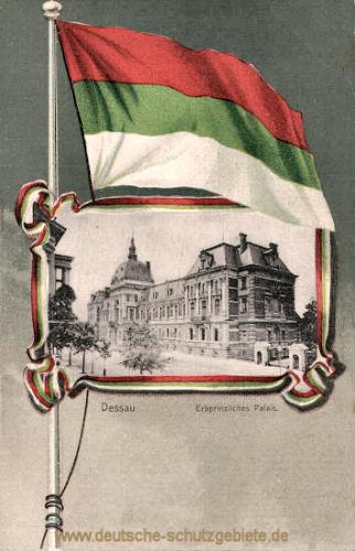 Dessau, Erbprinzliches Palais