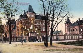 Dessau, Friedrichskaserne (erbaut 1897-99)