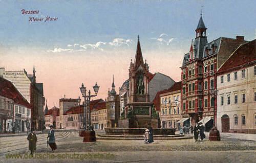 Dessau, Kleiner Markt