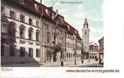 Erfurt, Regierungsgebäude