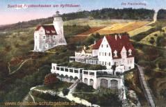 Frankenhausen, Die Frankenburg