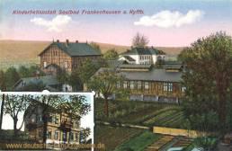 Frankenhausen, Kinderheilanstalt