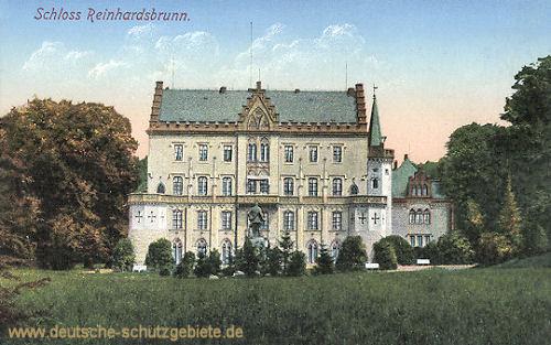 Friedrichroda, Schloss Reinhardsbrunn
