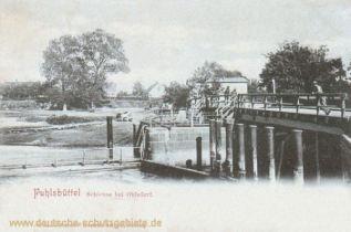 Fuhlsbüttel, Schleuse bei Ohlsdorf