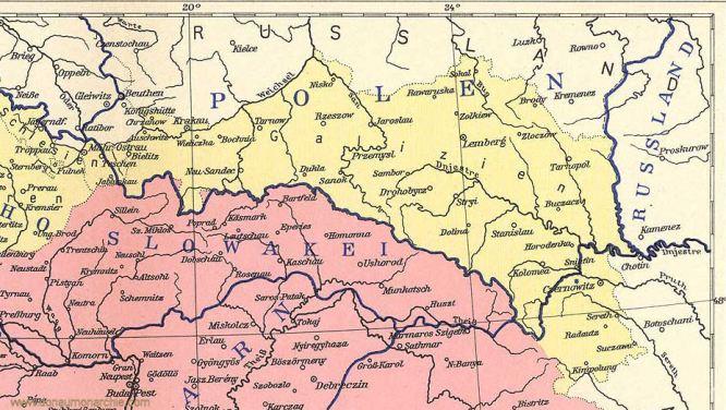 Galizien, 1920