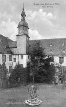 Gehren, Fürstliches Schloss
