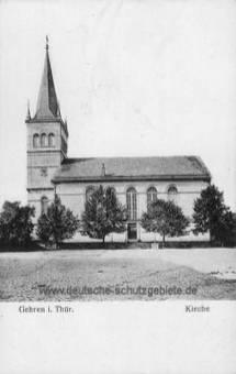 Gehren, Kirche