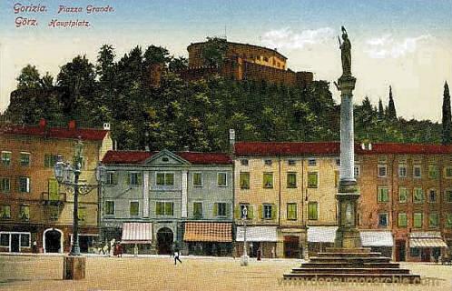 Görz, Hauptplatz