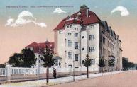 Residenz Gotha. Städt. Oberrealschule und Handelsschule