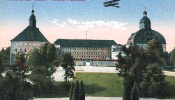 Residenzstadt Gotha. Schloss Friedenstein