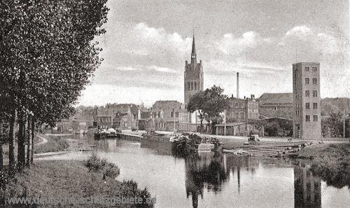 Grabow i. M., Hafen