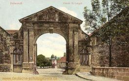 Helmstedt, Kloster St. Ludgeri