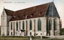 Helmstedt, St. Stefanikirche