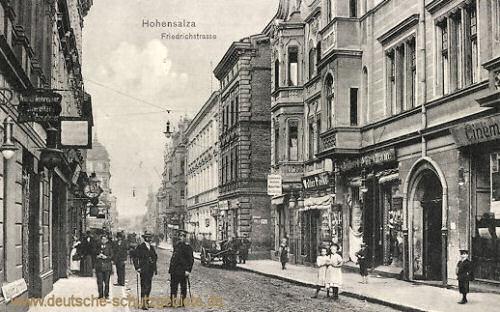 Hohensalza, Friedrichstraße