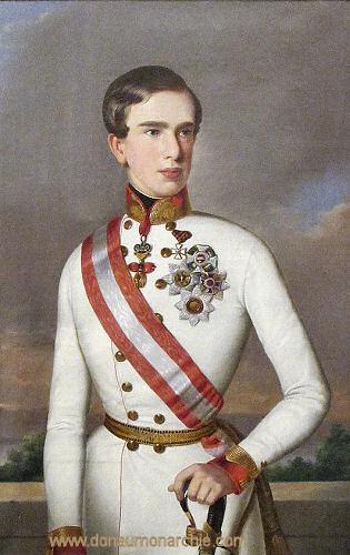 Kaiser Franz Joseph, 1851