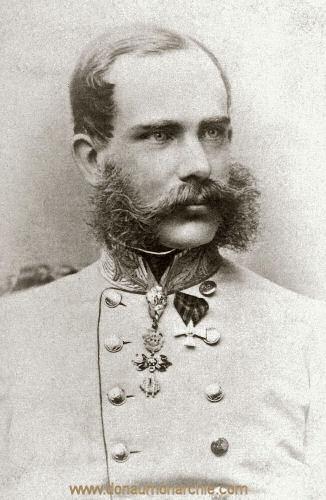 Kaiser Franz Joseph, 1865