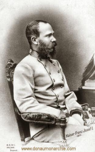 Kaiser Franz Josef I. 1871