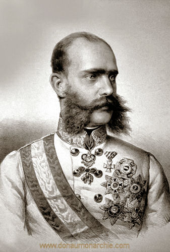 Kaiser Franz Joseph, 1873
