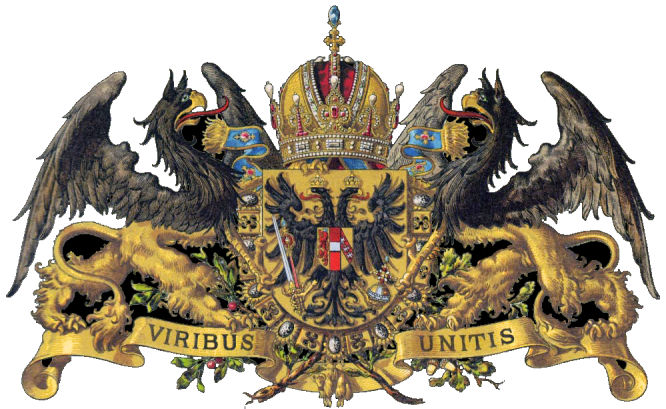Kaiser Franz Joseph I. Wappen