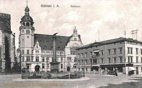 Köthen, Rathaus