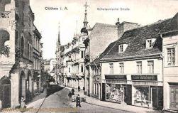 Köthen, Schalaunische Straße