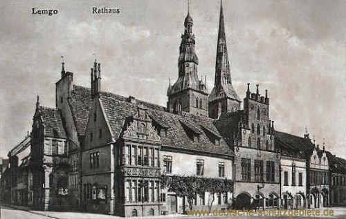Lemgo, Rathaus