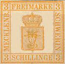 3 Schillinge, 1856, Großherzogtum Mecklenburg-Schwerin
